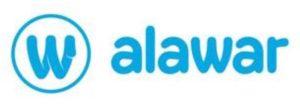 Логотип партнерки - Алавар