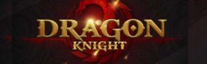 Лого игры драгон кнайт