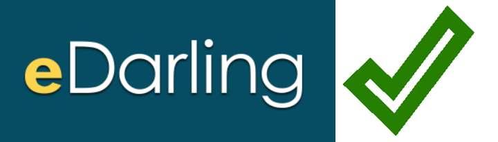 Лого сайта знакомств - едарлинг