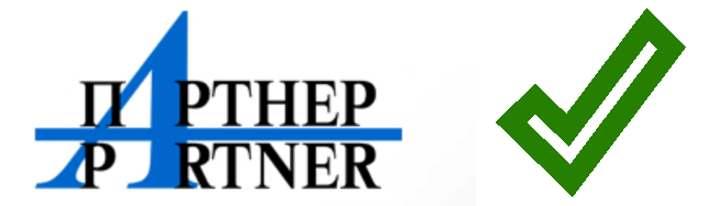 Лого сайта знакомств - ин-партнерс