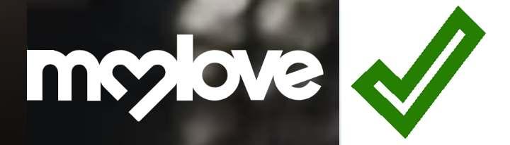 Лого сайта знакомств - майлав