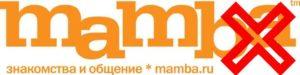 Лого знакомств мамба