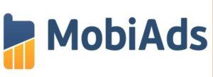 Лого рекламного сайта - мобиадс