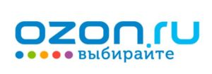 Логотип партнерки - Ozon