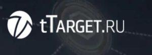 Лого рекламного сайта - Ttarget