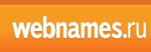 Логотип партнерки - Webnames.Ru
