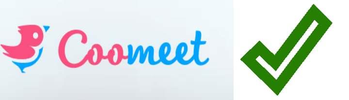 Лого сайта знакомств - coomeet