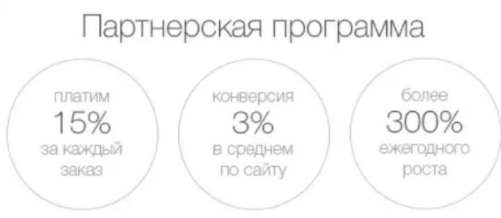 Партнерская программа insantrik.ru