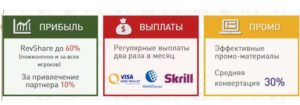 Логотип партнерки - ADS