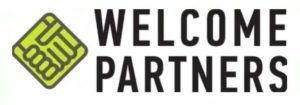 Логотип партнерки - Welcome Partners