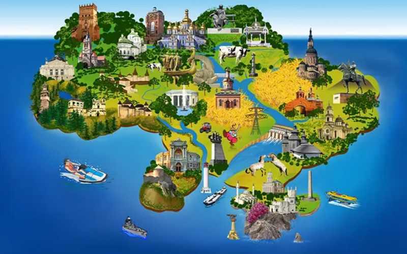 И многие другие живописные уголки нашей Большой страны.
